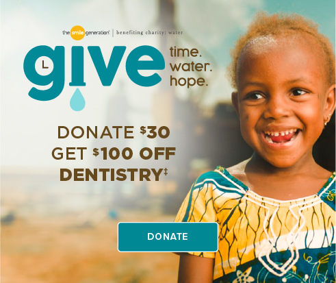 Donate $30, Get $100 Off Dentistry - Maple Valley  Modern Dentistry